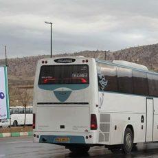 کرایه اتوبوس تا مرز مهران برای اربعین ؟ اجاره اتوبوس برای اربعین قیمت اجاره اتوبوس برای اربعین رزرو اتوبوس و دربستی اتوبوس برای اربعین