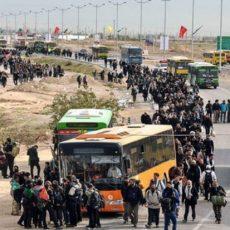 قیمت اجاره اتوبوس برای اربعین