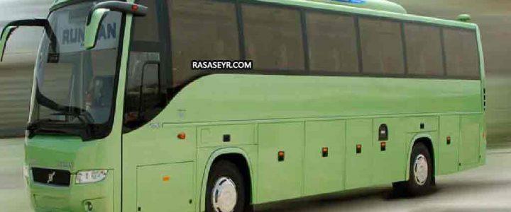 قیمت و کرایه اجاره اتوبوس و مینی بوس ارزان