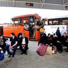 نکات سفر با اتوبوس