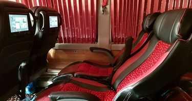 بهترین صندلی اتوبوس کجاست؟